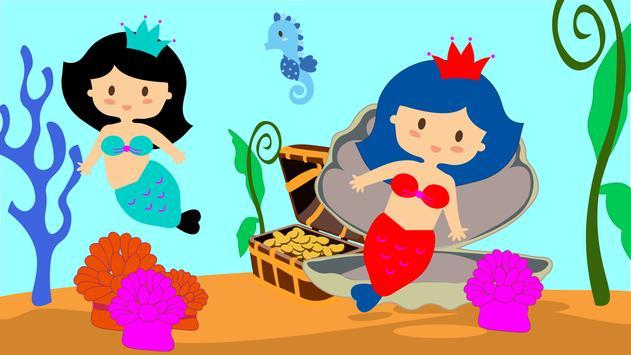 Chloé, little mermaid. screenshot 7