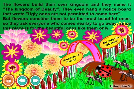 Story of Flower and Butterfly screenshot 1