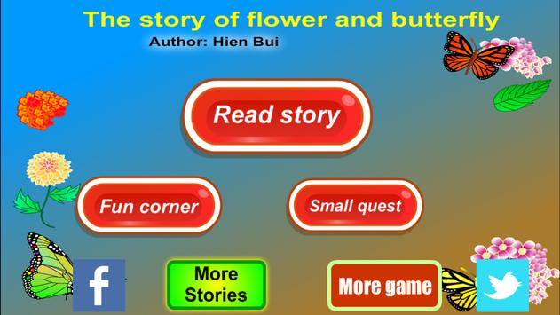Story of Flower and Butterfly screenshot 7