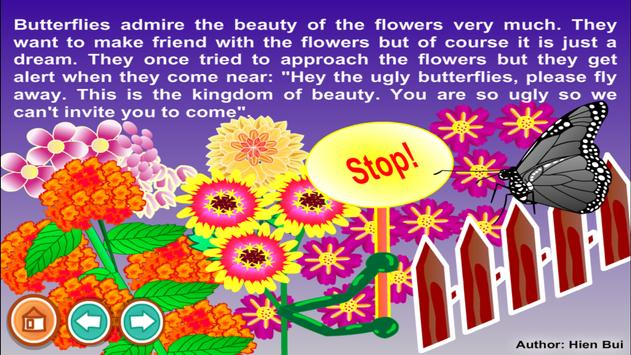 Story of Flower and Butterfly screenshot 9