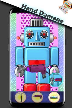 Kids Roboot Repair - Crazy Roboot 2020 screenshot 6