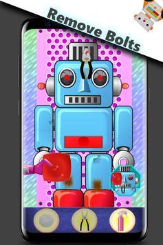 Kids Roboot Repair - Crazy Roboot 2020 screenshot 9