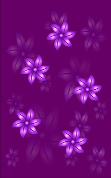 Beautiful Flowers LWP Free screenshot 3