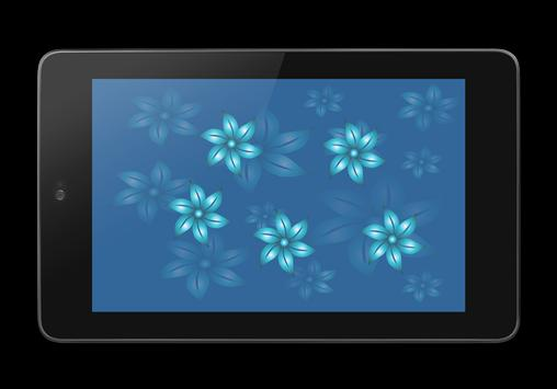 Beautiful Flowers LWP Free screenshot 6