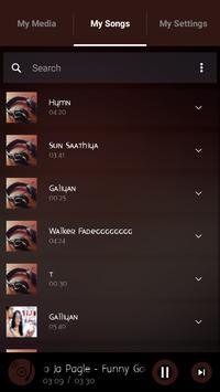 Mewzik apk screenshot