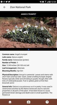 Zion Park Wildflowers screenshot 4