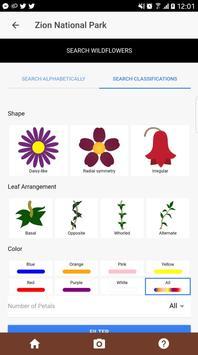 Zion Park Wildflowers screenshot 3