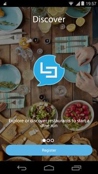 LetzDine poster