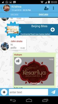 LetzDine apk screenshot