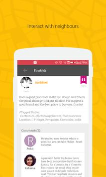 FirstMyle - The Local Connect apk screenshot