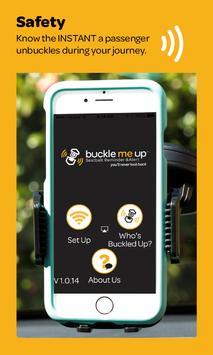 buckle me upTM  (BMU) poster