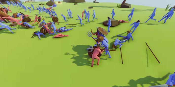 Strategy Totally Accurate Battle Simulator captura de pantalla 5