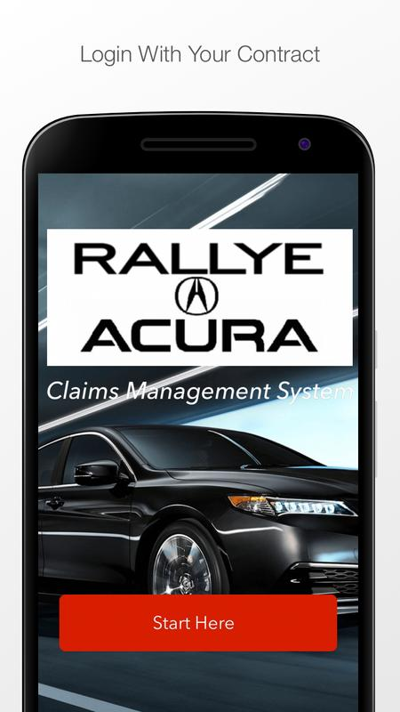 Rallye Acura Service for Android - APK Download