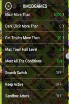 Xmod Clash of Clans Guide screenshot 1