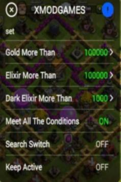 Xmod Clash of Clans Guide screenshot 2