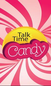 Talktime Candy poster
