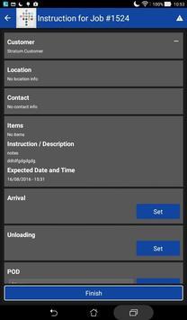 Stratum InCab Pro apk screenshot