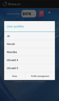 Strava.cz apk screenshot
