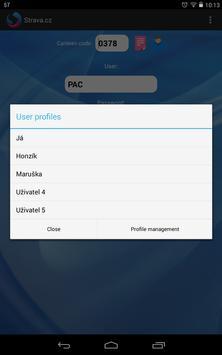 Strava.cz screenshot 9