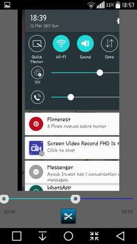 Screen Video Record FHD apk screenshot