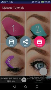 Makeup Tutorials screenshot 23