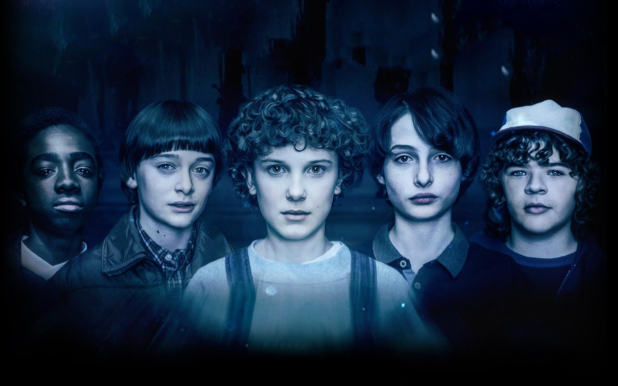 Stranger Things 2 Wallpaper Hd For Android Apk Download