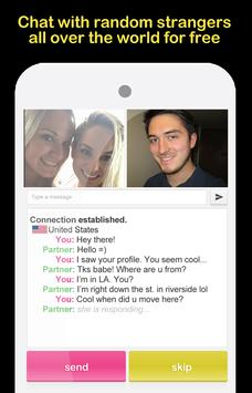 stranger webcam chat