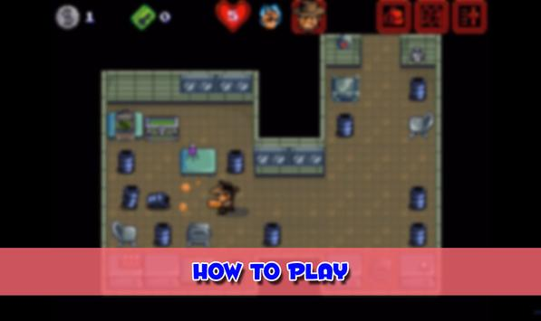 Roleplay for Stranger thing The Game apk screenshot
