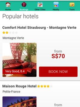 Strasbourg Hotels apk screenshot