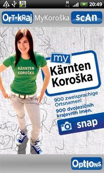 MyKoroška poster