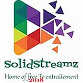 SOLID STREAMZ LIVE TV - Solid Pro Stream 2018 icon