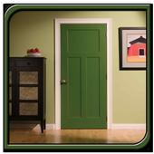 Bedroom Door Interior icon