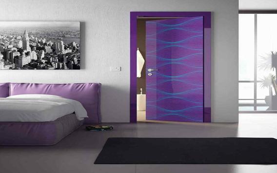 Bedroom Door Interior poster