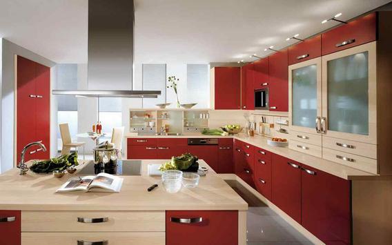 Contemporary Kitchen Design screenshot 5