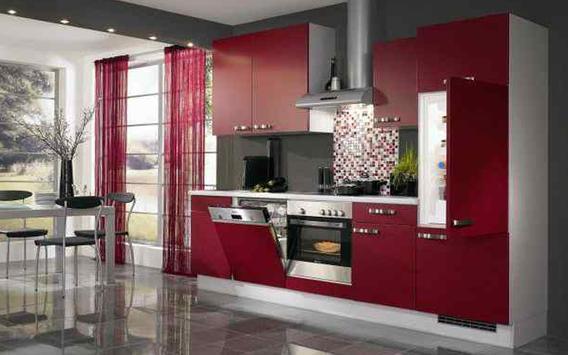 Contemporary Kitchen Design screenshot 2