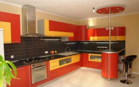 Contemporary Kitchen Design screenshot 3