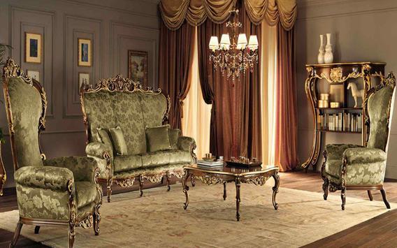 Classic Living Room Furniture apk screenshot
