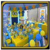 Diy Party Decorations Design icon
