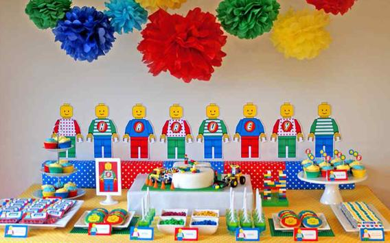 Diy Party Decorations Design poster