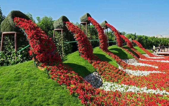 Flower Garden Design apk screenshot