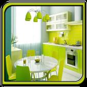 Kitchen Color Decorating Ideas icon