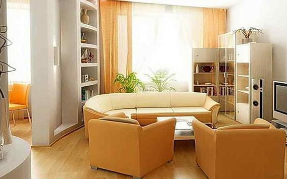 Small Living Room Ideas screenshot 1