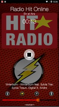 Radio Hit Online screenshot 2