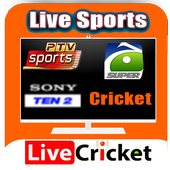 Sports HD TV Live Streaming icon