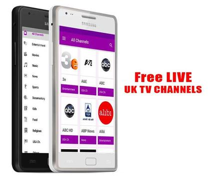 Uktvnow Sports and Show TV Streaming Tips poster