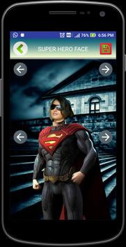 SuperHero Face Swap screenshot 3