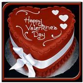 Valentine Chocolate Modern icon