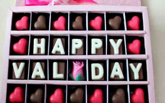 Valentine Chocolate Modern apk screenshot