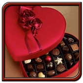 Valentine Day Chocolate icon