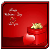 Valentine Gift Design icon